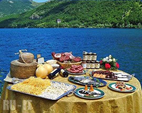 RU-IT | Кухня и гастрономия Абруццо