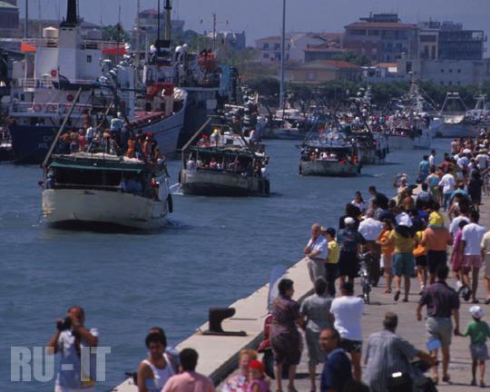 RU-IT | Городские праздники в Пескаре