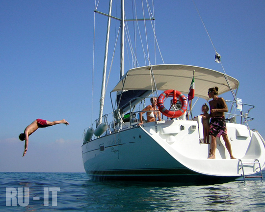 RU-IT | Морские прогулки в Абруццо