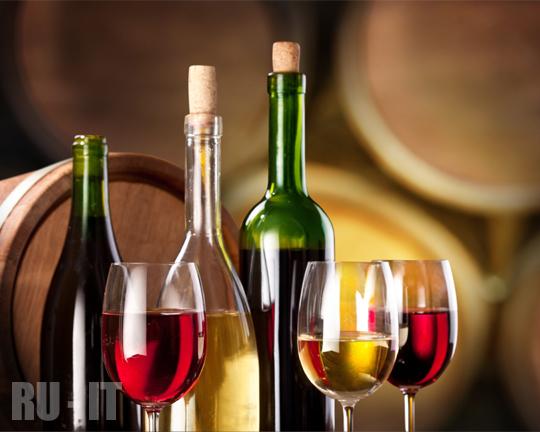 RU-IT | Дегустация вин в винодельческом хозяйстве