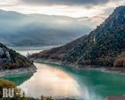 Озеро Бомба