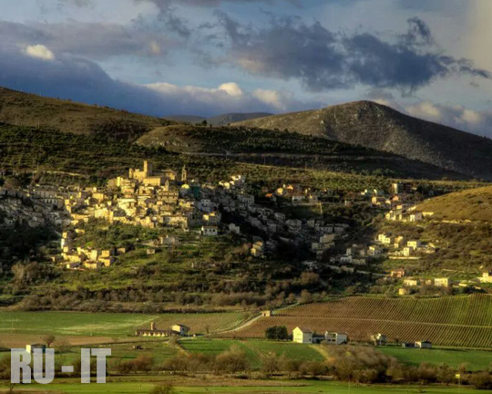 RU-IT | Экскурсия в города Капестрано и Пополи с посещением винодельни