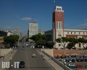 Город Пескара - современный вид
