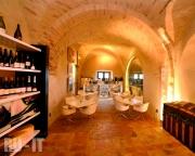 Замок XVIII века в провинции Кьети, где проводятся дегустации вин